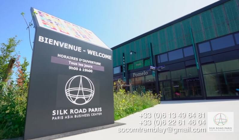 Silk Road Paris - Paris Asia Business Center